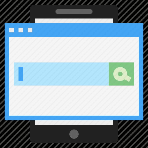 internet browser, mobile browser, mobile internet, mobile internet browser, mobile web browser icon