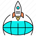 business, investment, launch, rocket, spaceship, startup, transaction