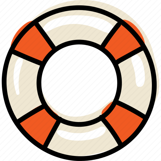 Help, life, lifeguard, safety icon - Download on Iconfinder