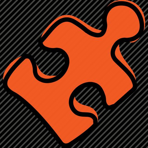 brainstorm, game, problem, puzzle, solve icon