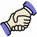 agreement, contract, deal, handshake, business