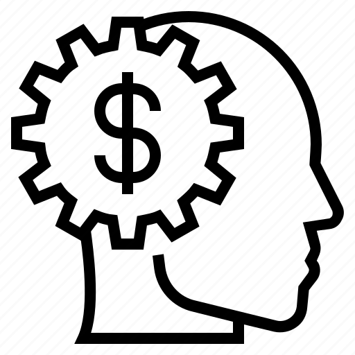 brainstorming, business, business idea, business mind icon