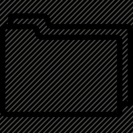 business, folder icon
