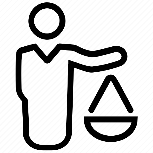 balance, business, business law, decision, justice, law icon