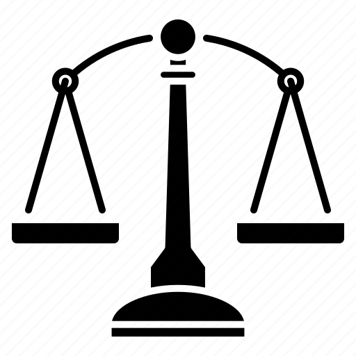 Balance Justice balance, justice, law icon