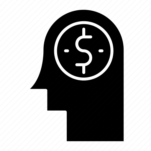 idea, money, think, thinking icon