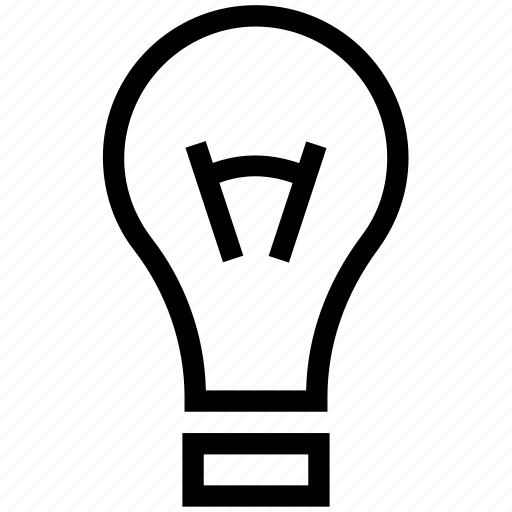 bulb, creativity, idea, inspiration, lightbulb, lighting icon