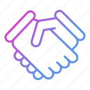 business, contract, deal, handshake icon