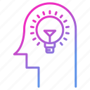 business, creative, idea, innovation icon