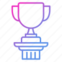 achivement, cup, trophy, winner icon