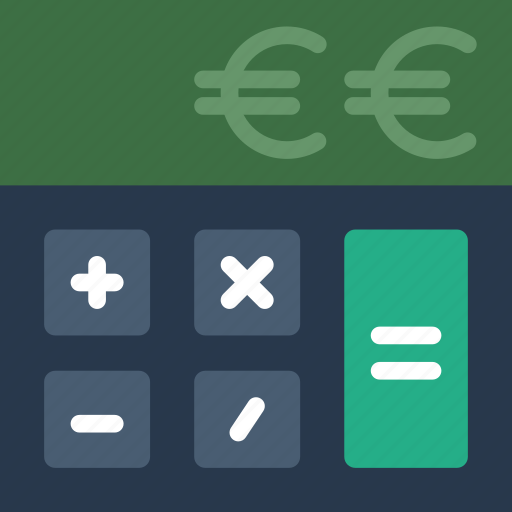 bank, business, euro, exchange, financial, money, sell icon