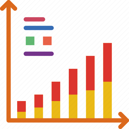 analytics, bank, business, financial, money, sell icon