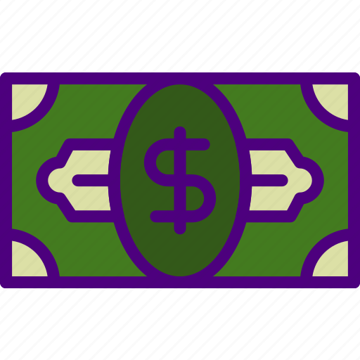 bank, bill, business, dollar, financial, money, sell icon