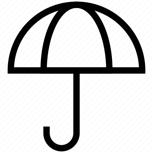 brolly shade, parasol, shade, sunshade, umbrella icon