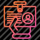 business, card, id, identity, presentation
