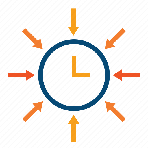 at the same time, clock, experience, moment, multitask, simultaneously, together, total icon