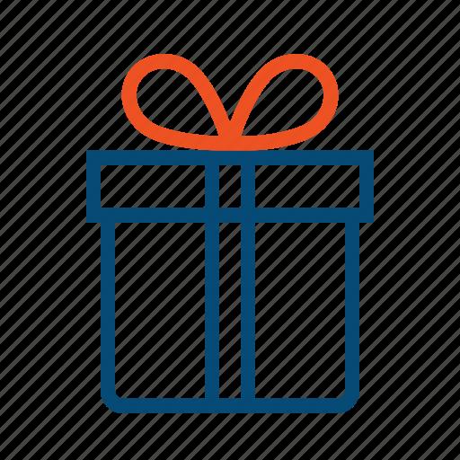 benefit, birthday, bonus, charity, contest, gift, giftbox, giveaway, loyalty, present, remuneration, reward, sponsor icon