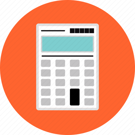 balance, calculating, calculator, counting, economy, tool icon