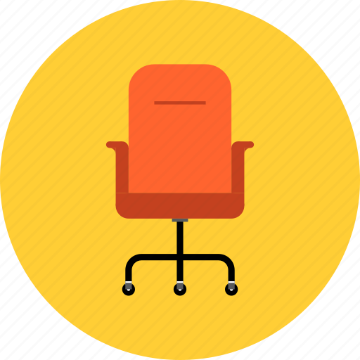 armchair, boss, business, chair, ergonomic, furniture, manager, office icon