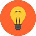 bulb, creative, idea, innovation, light, lightbulb, solution icon