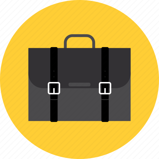 bag, briefcase, business, career, case, management, portfolio, suitcase icon