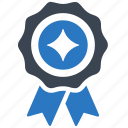 achievement, ribbon, award