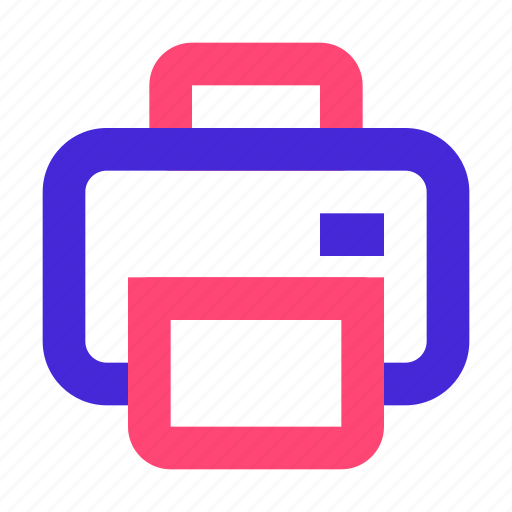 business, document, office, out, paper, print, printer icon