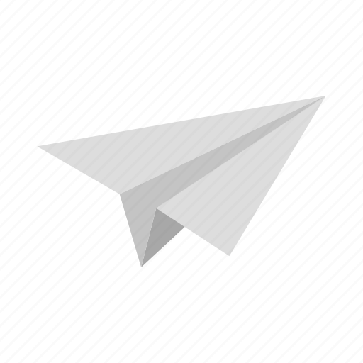 background, illustration, isolated, paper plane, sign, silhouette icon