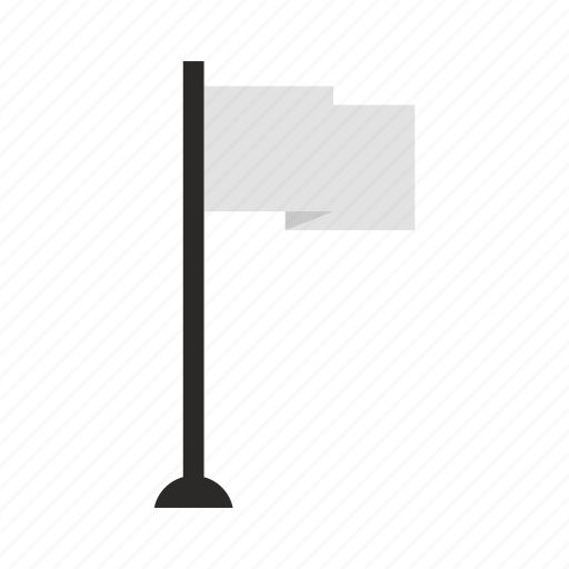 background, flag, illustration, isolated, sign, silhouette icon