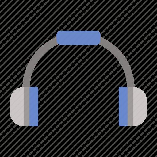 audio, headphones, music, play, player, sound, speaker icon