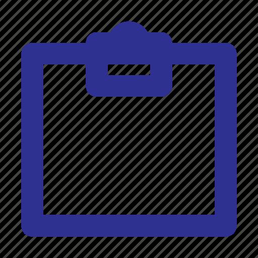 analytics, board, clip, data, presentation icon