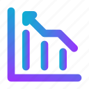 blue, economy, graph, input, marketing, presentation, winner icon