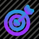 arrow, blue, direcion, economy, goal, top icon
