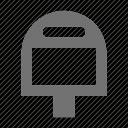 envelope box, letter box, letter envelope, mailbox, post box icon
