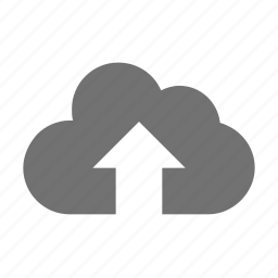 cloud, cloud computing, cloud network, cloud upload, upload icon
