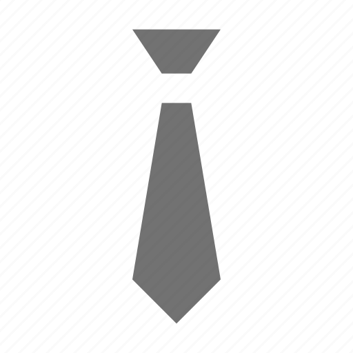 fashion, necktie, tie, uniform tie icon