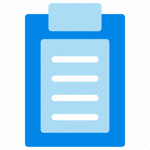 business, clipboard, document, file, office icon