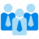 business, group, leadership, office, teamwork icon
