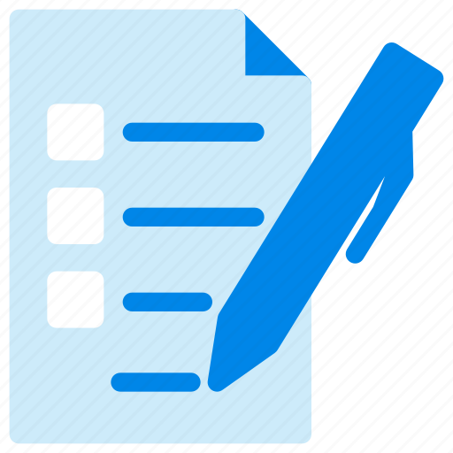 business, sign, task, to do icon