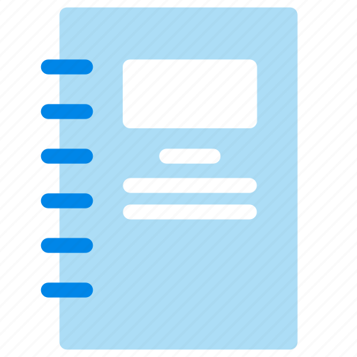 business, document, journal, office, report icon