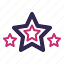 feedback, rating, review, star icon
