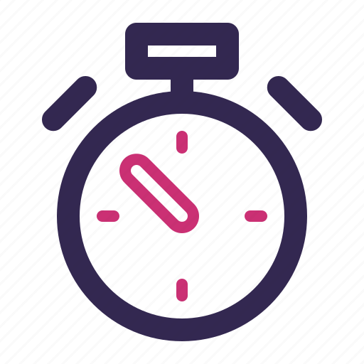alarm, deadline, stopwatch, time, timer icon