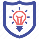 idea, online, secure, social market, web page icon