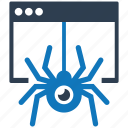 business, business icon, businessman, seo, spider, tool icon