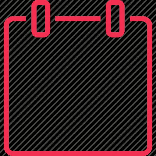 arrow, calendar, event icon