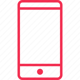 cell, gear, phone, setup icon