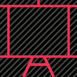 board, gear, learn, setup icon