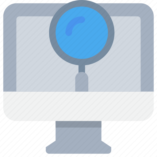 business, computer, research, search, seo icon