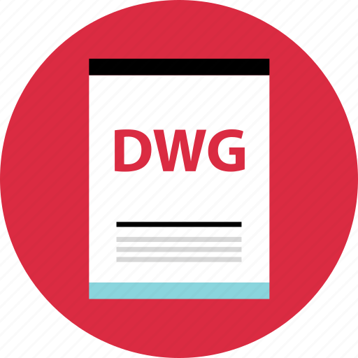 dwg, file, name, page icon