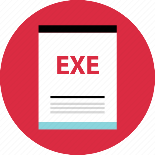 exe, file, page icon